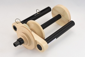 WooLee Winder for Ashford Single Belt - Maple