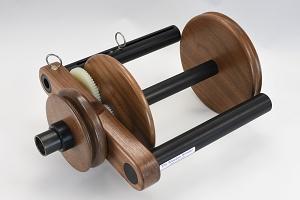 WooLee Winder for HansenCrafts MiniSpinner - Walnut