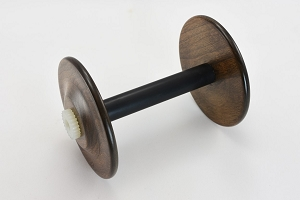 Bobbin for Jensen - Cherry Wood - Dark Stain Finish