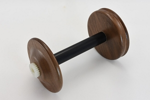 Bobbin for Pocket Wheel - Walnut