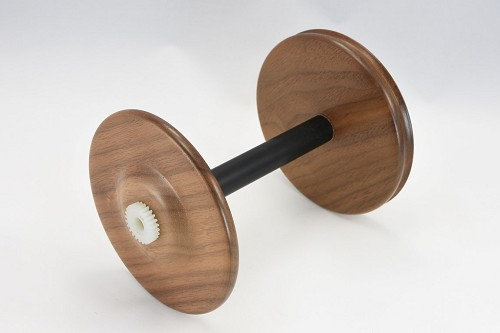 Bobbin for HansenCrafts MiniSpinner - Walnut